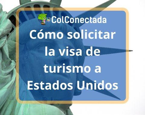 visa de turismo a Estados Unidos