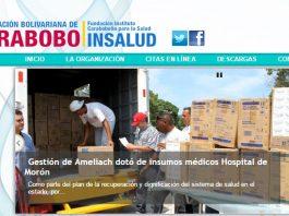 Certificado de Salud Venezuela