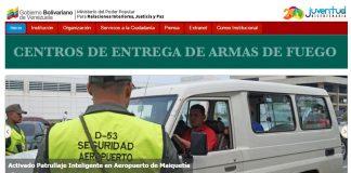 Certificado de antecedentes penales en Venezuela