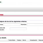 Sitio web para consultar las infracciones de tránsito en México