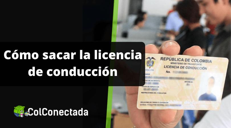 Cómo tramitar la licencia de conducción en Colombia 17