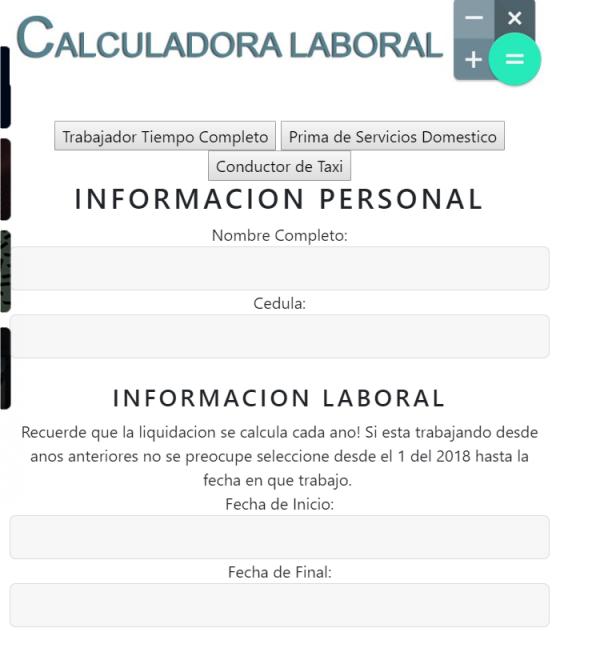 CalculadoraLaboral