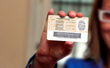 Cambio de la licencia de conducción por mayoría de edad