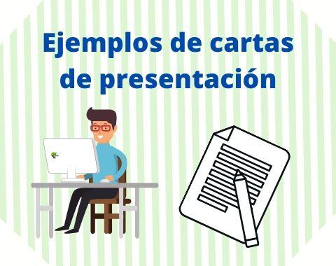 Ejemplo de carta de presentacion