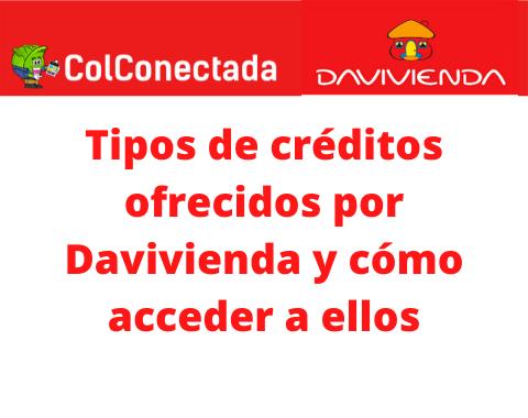 crédito en Davivienda