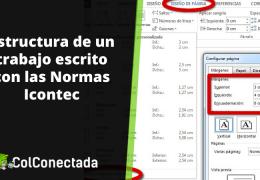 Cómo usar las Normas ICONTEC en trabajos escritos