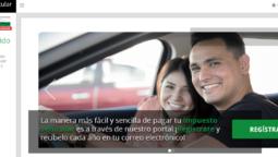 Impuesto vehículos en Antioquia 2020 2