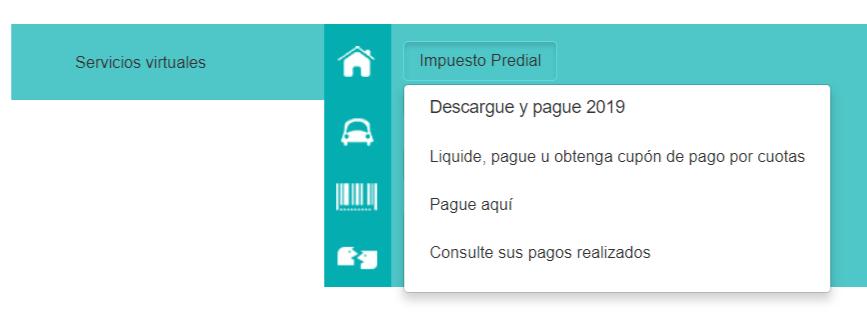 Descargar facturaimpuesto predial Bogota 2020