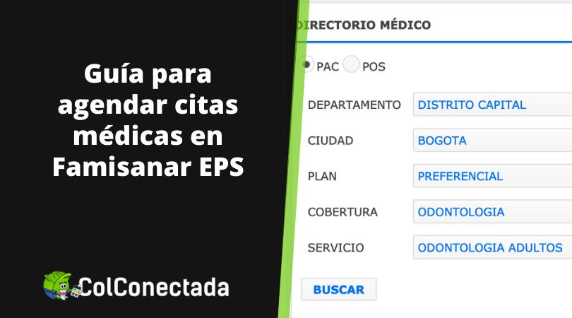 Famisanar EPS: Servicios en línea y teléfonos para citas 14