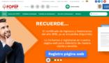 Fopep: Calendarios de pagos y consultas en línea