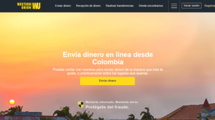Western Union Colombia