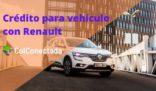 Crédito Renault y Plan Rombo para comprar carro