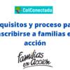 Cómo acceder al programa Familias en Acción