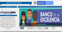 Cómo ser parte del Banco Nacional de la Excelencia