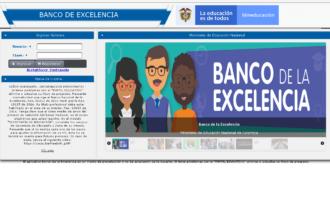 Cómo ser parte del Banco Nacional de la Excelencia 18