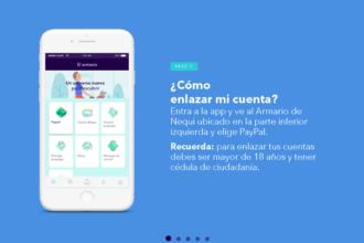 Enlazar Paypal con la cuenta en Nequi