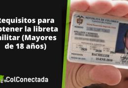 Tramitar la Libreta Militar Colombiana