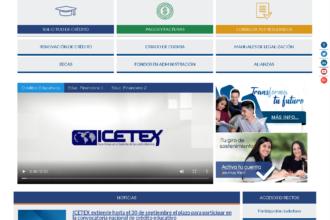 ICETEX: Consultar el estado de cuenta por Internet 13