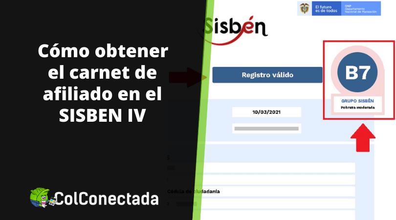 Cómo descargar el certificado del Sisbén por Internet 25