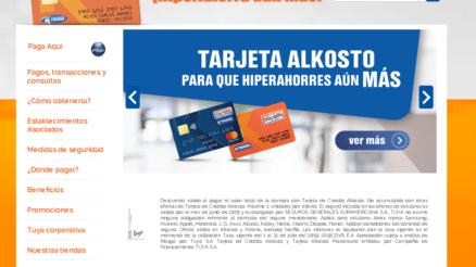 Tarjeta Alkosto: Tarifas, beneficios y consultas en línea 1