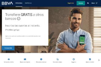 Cómo usar la Banca virtual de BBVA y sus servicios 1
