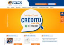 Cotrafa: Créditos, ahorro y servicios en línea