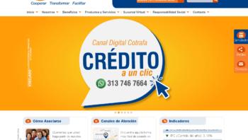 Cotrafa: Créditos, ahorro y servicios en línea 14