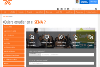 Cursos de inglés en el SENA: Cómo inscribirse en línea 1