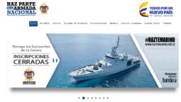 Armada de Colombia: Proceso de inscripción 2
