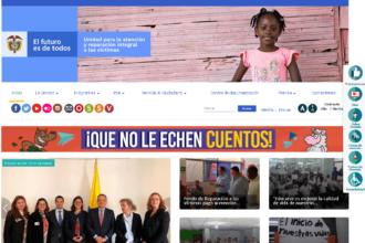 Unidad para las Víctimas: Trámites que puede hacer en línea 15