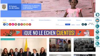 Unidad para las Víctimas: Trámites que puede hacer en línea 11