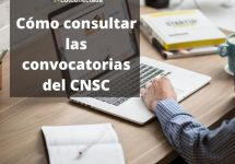 CNSC: Convocatorias, inscripción y requisitos