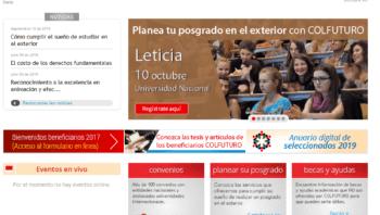 Colfuturo: Convocatoria para becas de estudio en el exterior 10
