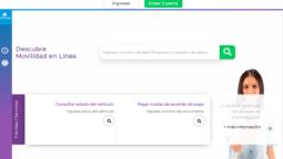 Movilidad en Línea: Portal de trámites para tránsito en Medellín 3