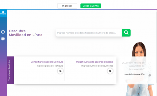 Movilidad en Línea: Portal de trámites para tránsito en Medellín