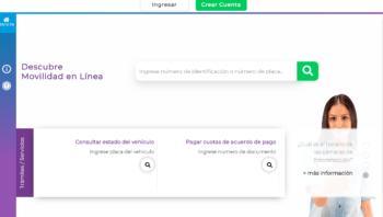 Movilidad en Línea: Portal de trámites para tránsito en Medellín 7
