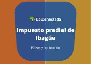 impuesto predial de ibague