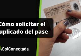 Duplicado del pase en Colombia