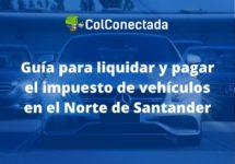 Impuesto vehículos en Norte de Santander