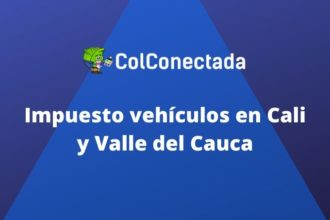 Impuesto vehículos Cali