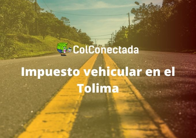 Impuesto de vehículos Tolima