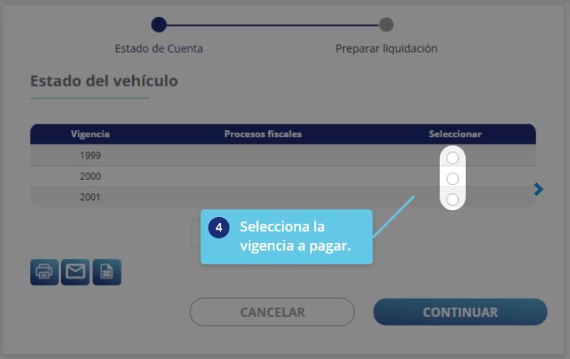 Impuesto vehículos Cali - Valle del Cauca para el 2020 2
