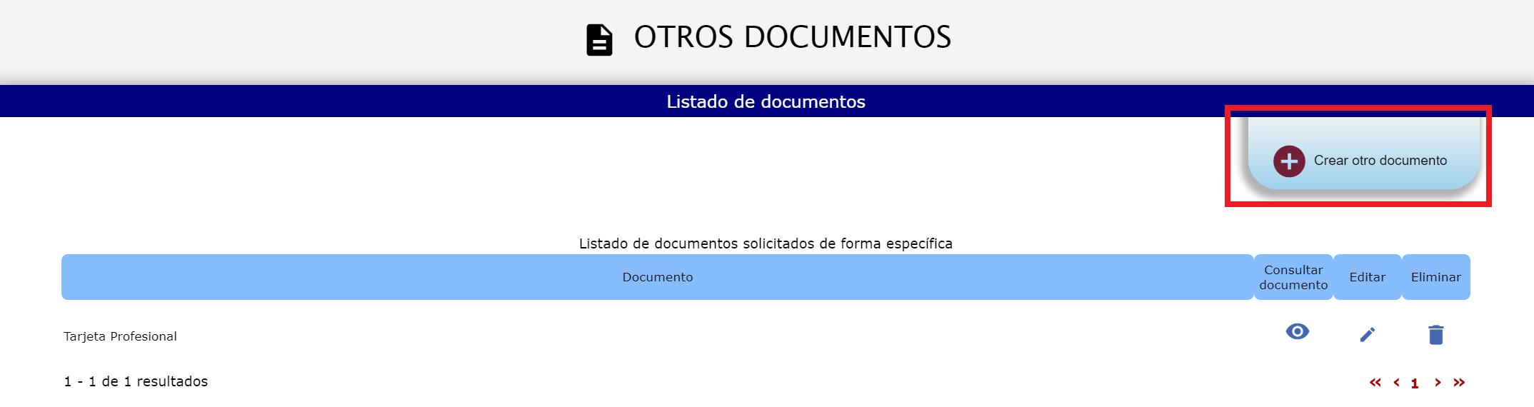 otros documentos simo