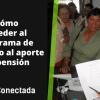 Acceder al Programa de Subsidio al Aporte en Pensión (PSAP)