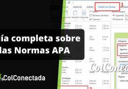 Normas APA para trabajos escritos: 6.ª y 7.ª edición
