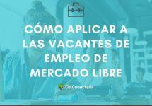 Cómo aplicar a una de las 1.000 vacantes en Mercado Libre