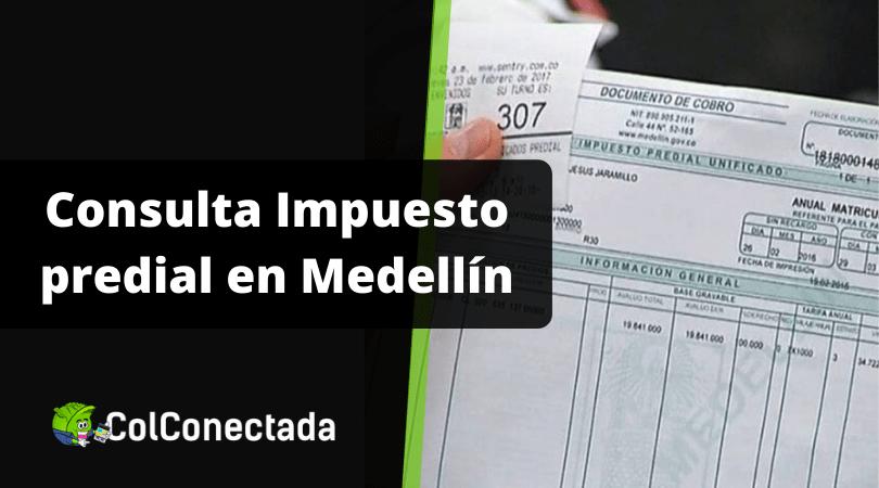 Impuesto predial en Medellín: Cómo consultarlo por Internet 7