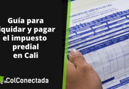 Consulta del impuesto predial en Cali por Internet