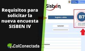 Cómo consultar el puntaje del Sisbén IV por Internet