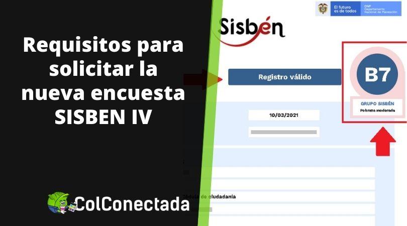 Cómo consultar el puntaje del Sisbén IV por Internet 1